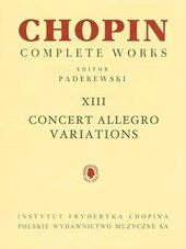 Concert Allegro Variations for Piano