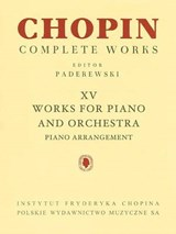 Works for Piano and Orchestra | auteur onbekend |