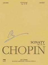 Sonatas Op. 35, 58 / Sonaty Op. 35,