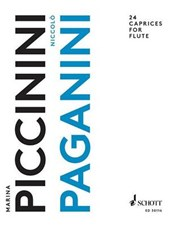 24 Caprices for Flute