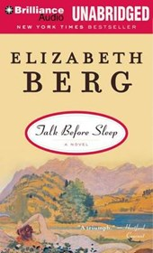 Talk Before Sleep | Elizabeth Berg |