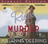 Rules of Murder | Julianna Deering |