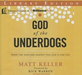 God of the Underdogs | Matt Keller |