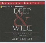 Deep & Wide | Andy Stanley |