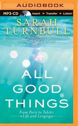 All Good Things | Sarah Turnbull |