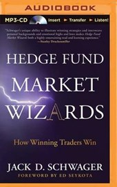 Hedge Fund Market Wizards | Jack D. Schwager |