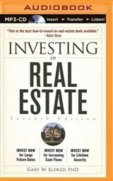 Investing in Real Estate | Eldred, Gary W., Ph.D. |