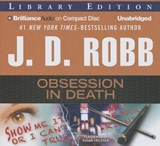 Obsession in Death | J. D. Robb |