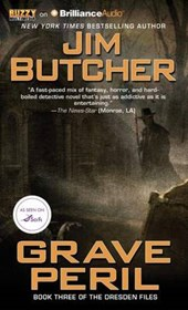 Grave Peril | Jim Butcher |