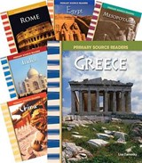 First Civilizations 6-Book Set (Primary Source Readers | Teacher Created Materials |