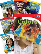 Time for Kids Nonfiction Readers Stem Grade 1, 10-Book Set (Stem)