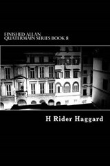 Finished Allan Quatermain Series Book | H. Rider Haggard |