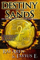 Destiny of the Sands (The Secret of the Sands Trilogy, #2)