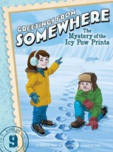 The Mystery of the Icy Paw Prints | Harper Paris |