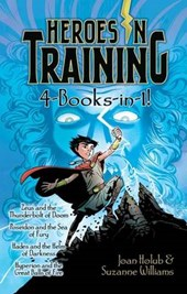Heroes in Training - 4 Books-in-1!