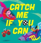 Catch Me If You Can | Cindy Jin |