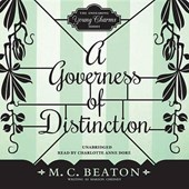 A Governess of Distinction | M. C. Beaton |