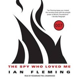 The Spy Who Loved Me | Ian Fleming |