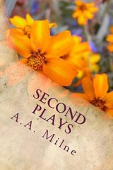 Second Plays | A. A. Milne |