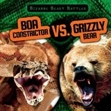 Boa Constrictor vs. Grizzly Bear | Charlotte Herriott |