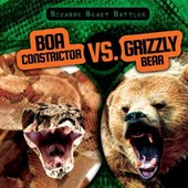 Boa Constrictor vs. Grizzly Bear