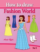 How to Draw Fashion World