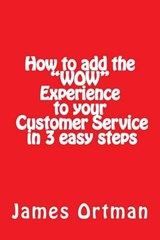How to Add the Wow Experience to Your Customer Service in | Mr James Ortman |