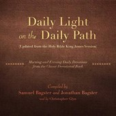 Daily Light on the Daily Path |  |