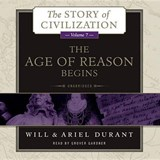The Age of Reason Begins | Durant, Will ; Durant, Ariel |