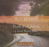 Death of a Celebrity | M. C. Beaton |