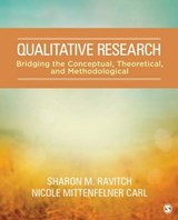 Qualitative Research | Ravitch, Sharon M. ; Carl, Nicole Mittenfelner |