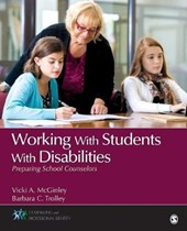 Working With Students With Disabilities | Vicki A. Mcginley |