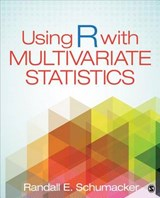 Using R with Multivariate Statistics | Randall E. Schumacker |