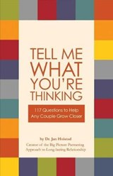 Tell Me What You're Thinking | Jan Hoistad |