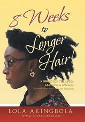 8 Weeks to Longer Hair!