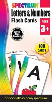 Letters & Numbers Flash Cards |  |