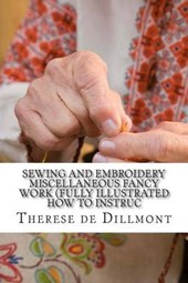 Sewing and Embroidery Miscellaneous Fancy Work