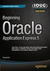 Beginning Oracle Application Express | Doug Gault |