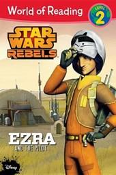 WORLD OF READING STAR WARS REBELS EZRA &