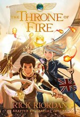 The Throne of Fire | Rick Riordan |