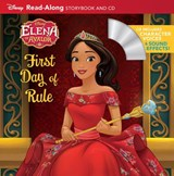 Elena's First Day of Rule | Disney Book Group |