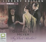 Why Shoot a Butler? | Georgette Heyer |