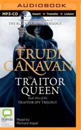 The Traitor Queen | Trudi Canavan |