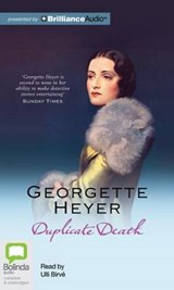 Duplicate Death | Georgette Heyer |