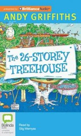 The 26-Storey Treehouse | Andy Griffiths |
