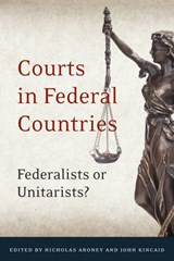 Courts in Federal Countries | Nicholas Aroney |