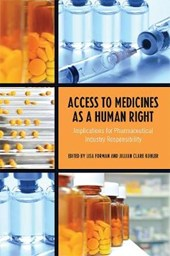 Access to Medicines As a Human Right