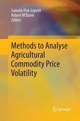 Methods to Analyse Agricultural Commodity Price Volatility |  |