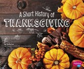A Short History of Thanksgiving | Sally Lee |
