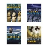 Unsolved Mystery Files | Sean Stewart Price; Heather L Montgomery; Michael Capek; Allison Lassieur |